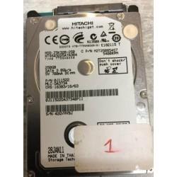 HITACHI 250GB 42GVHV9J