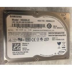 SAMSUNG HS08XJC 1.8 80GB PATA